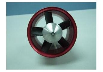 Lander Metal Alloy EDF 76mm w/ 1800Kv 2.2Kg/4.8lb thrust