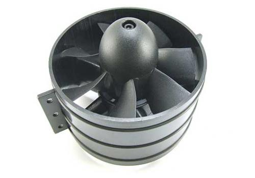 "6 Bladed EDF Ducted Fan Unit Φ3.50"" / Φ89×H92mm"