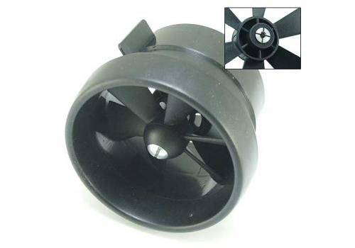 5 Bladed EDF Ducted Fan Unit 68xH58mm