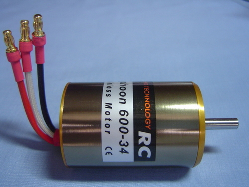 Typhoon Brushless motor 600-34