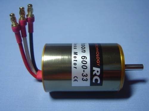 Typhoon Brushless motor 600-33