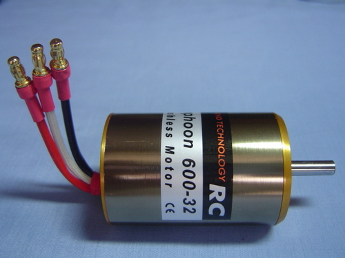 Typhoon Brushless motor 600-32