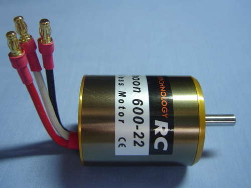 Typhoon Brushless motor 600-22