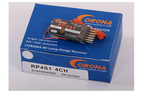 CoronaSynthesizedReceiverRP4S140mhz
