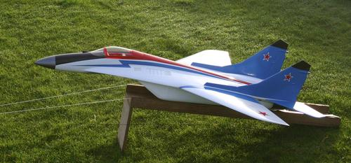 RC Mig 29 Twin Fans