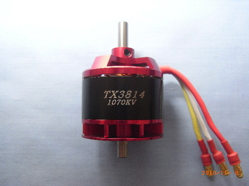 Typhoon Xtreme Brushless outrunner TX3814-1070KV