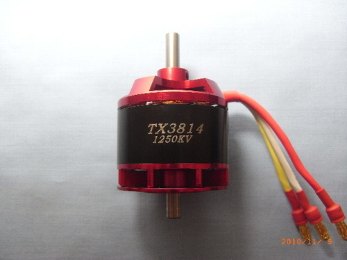 Typhoon Xtreme Brushless outrunner TX3814-1250KV
