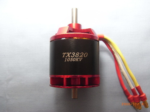 Typhoon Xtreme Brushless outrunner TX3820-1050KV