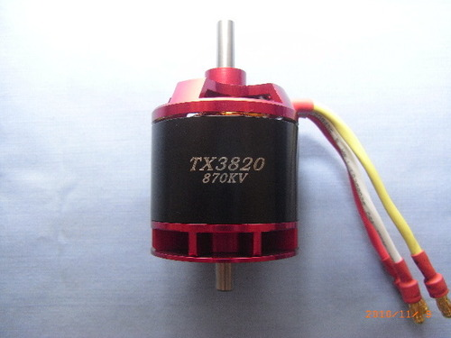 Typhoon Xtreme Brushless outrunner TX3820-870KV