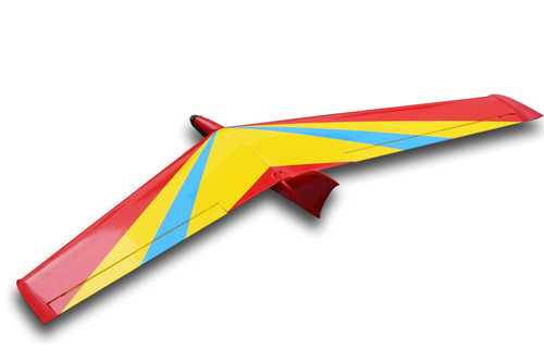 flying wing 1.8M red