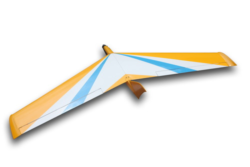flying wing 1.8M yellow