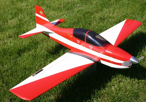 RC Super Tucano 1000 Red