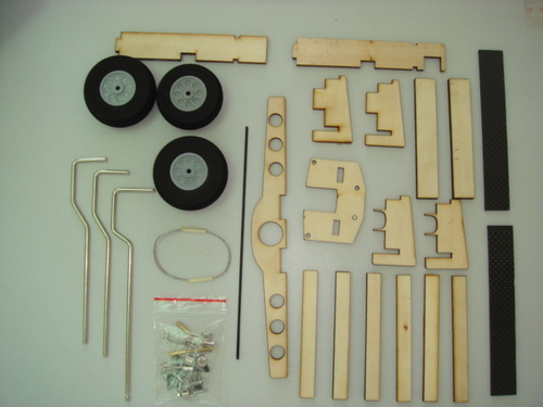 Mig 29 retract fit kit