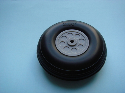 Rubber wheels 3