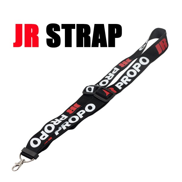 JR rc transmitter neck straps