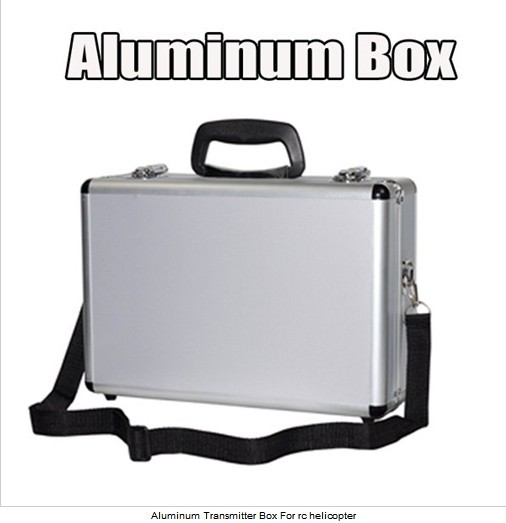 Alu Aluminum case for remote controller transmitter C1