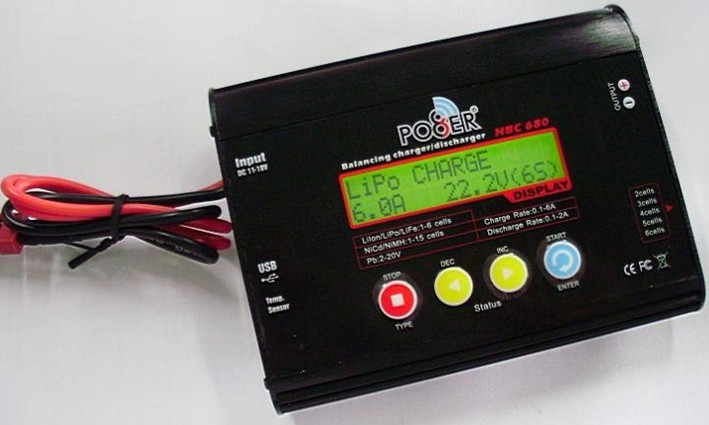 HBC680 New Balance Charger