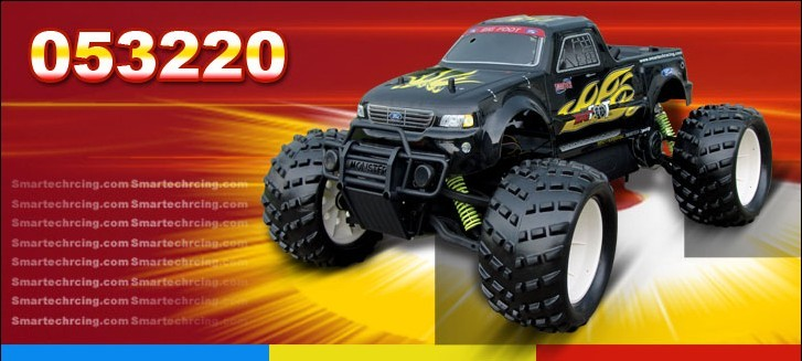 BIG FOOT 1/5 2WD OFF-ROAD MONSTER
