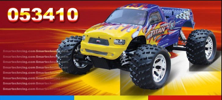 BIG FOOT 1/5 4WD OFF-ROAD MONSTER