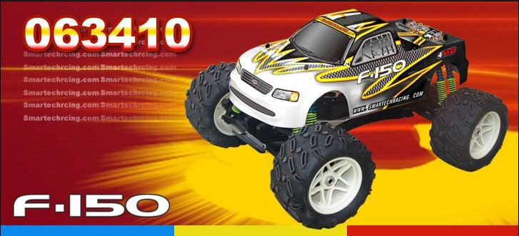 1/6 SCALE 4WD OFF-ROAD MAGIC WHEEL CAR