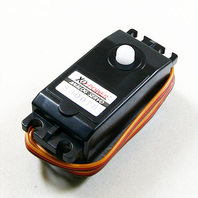 XQ-Power 30g/7.4kg/ .46sec Low Profile Servo XQ-S3007B