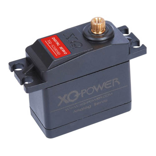XQ-S0009D 9g digital servo, metal gear, could change the shell color