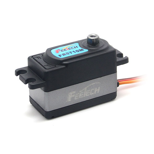 Low Profile 300 Degree Rotation HV Digital Servo FR5710M