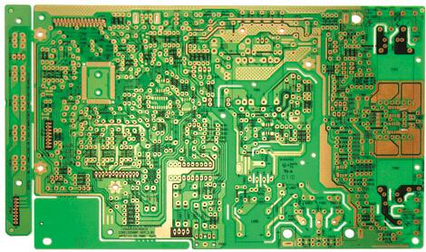single side pcb board