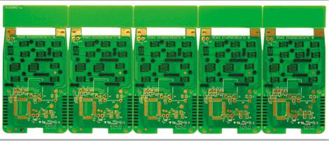 single side remote control PCB board